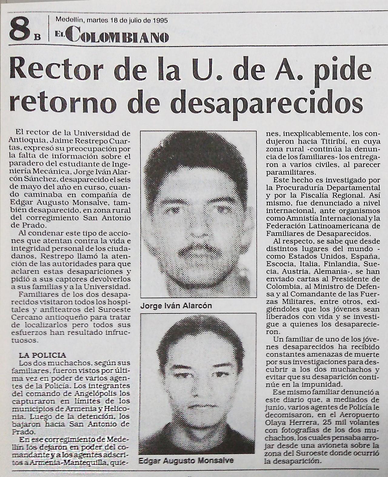 Imagen vía El Colombiano