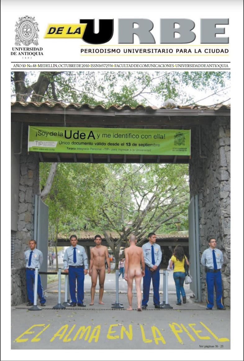 Imágenes vía De la Urbe, Camilo Toscano y Comuna Universitaria