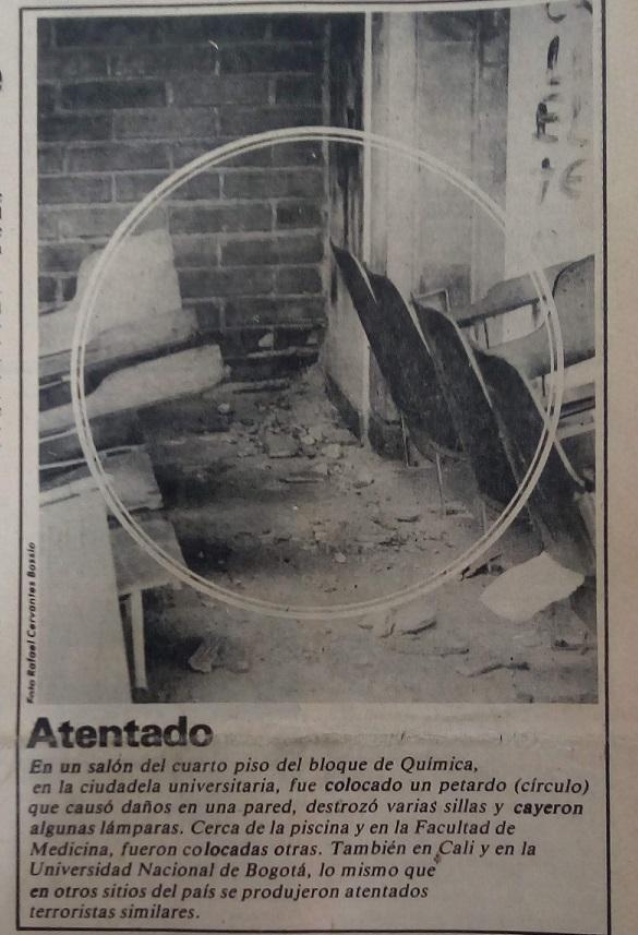 Fotografía tomada de la edición del 2 de agosto de 1980 del periódico El Mundo.