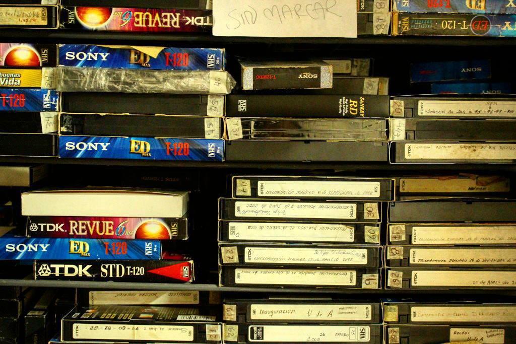 El archivo del canal Tele Itar que funcion entre loshellip