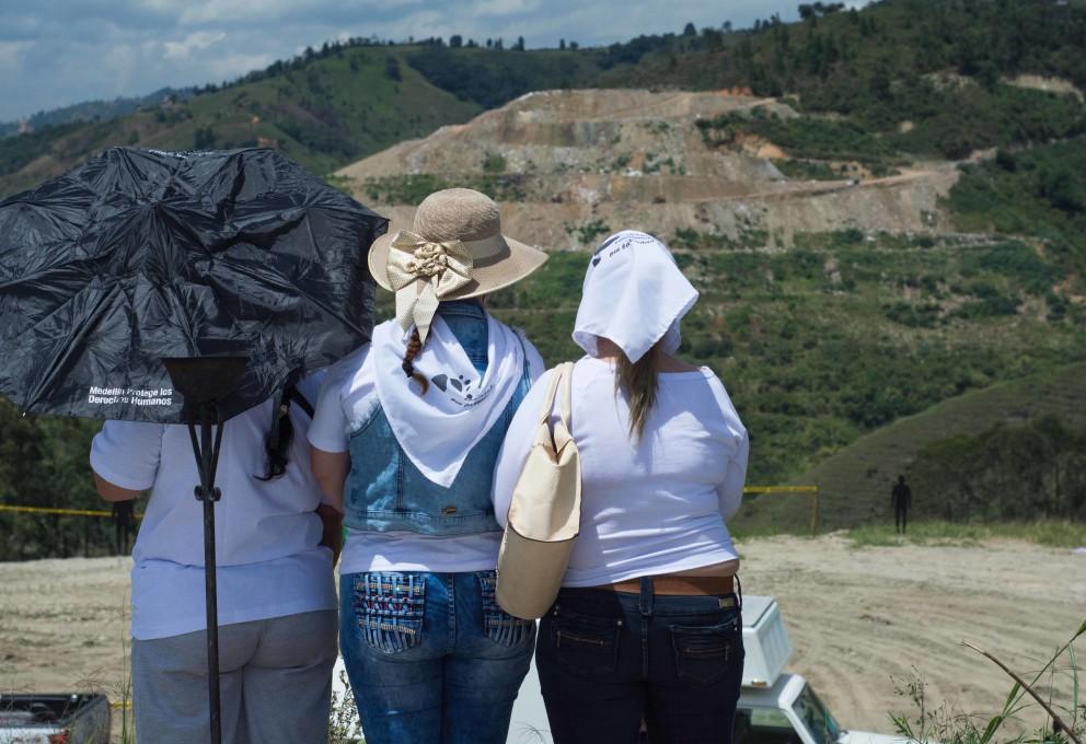 Un plan para repensar el tema de víctimas en Medellín