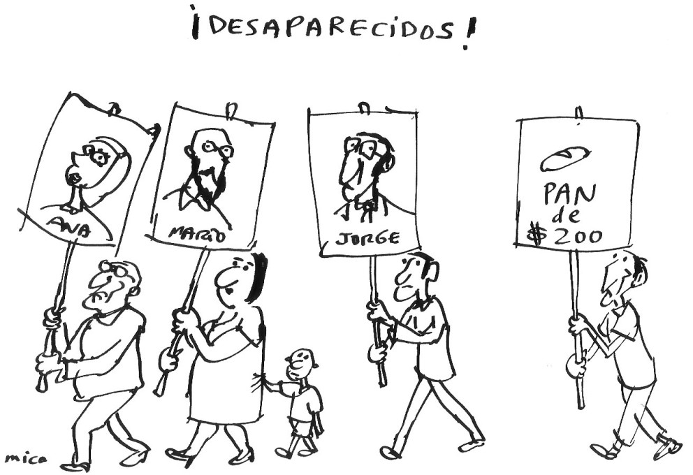 Caricaturas para la memoria y la paz