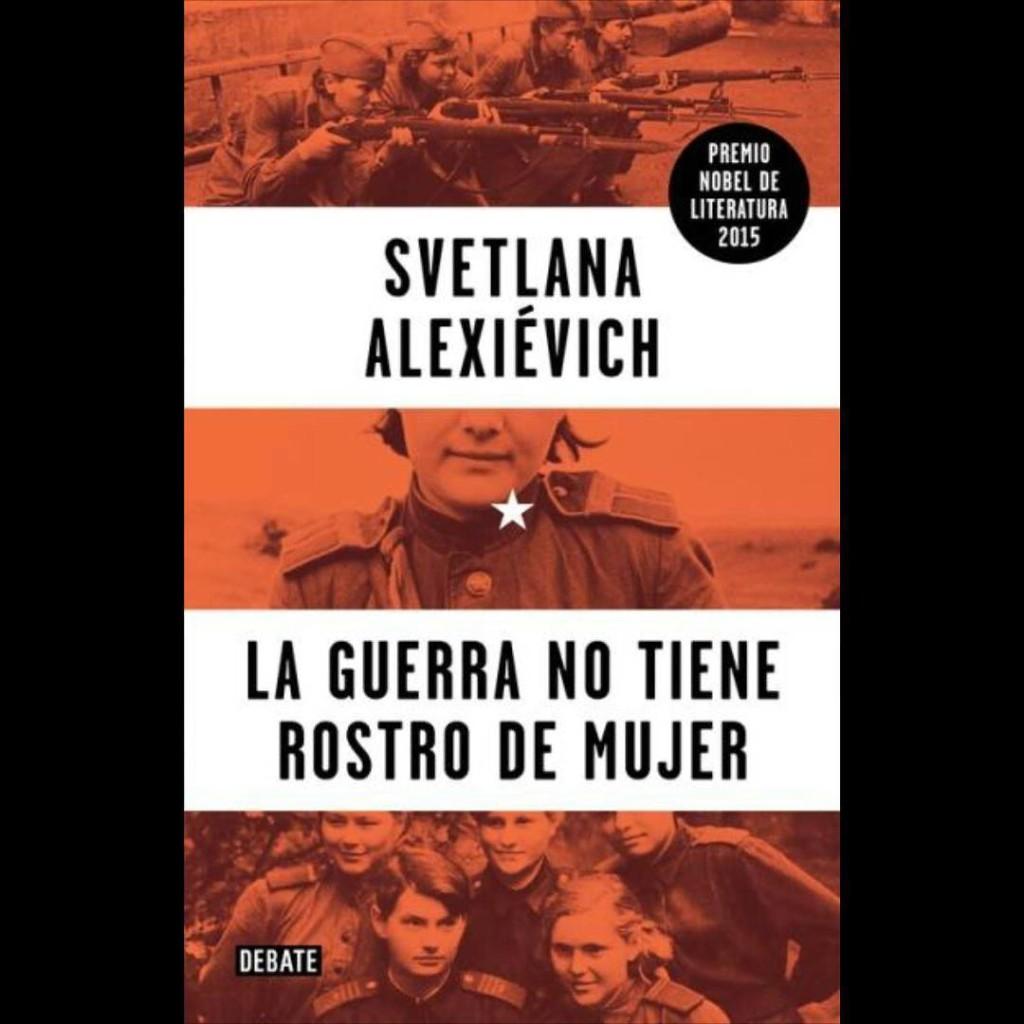 Periodismo amp memoria Las protagonistas de La guerra no tienehellip