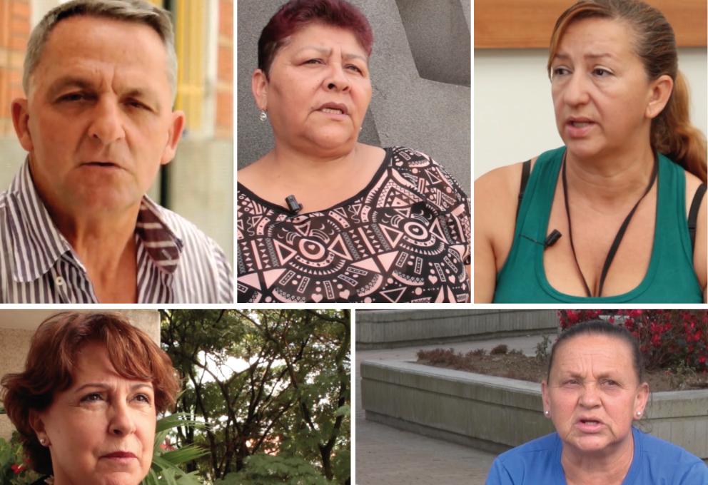 ¿Qué opinan las víctimas sobre lo acordado en La Habana?