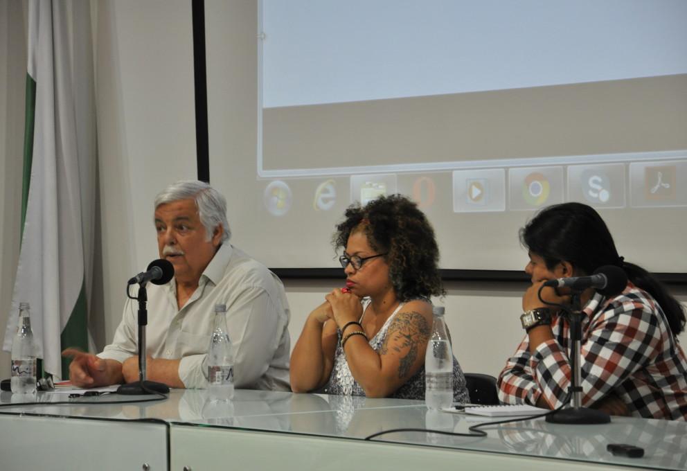 Olvido y memoria: un tema por resolver del que habló Eufrasio Guzmán