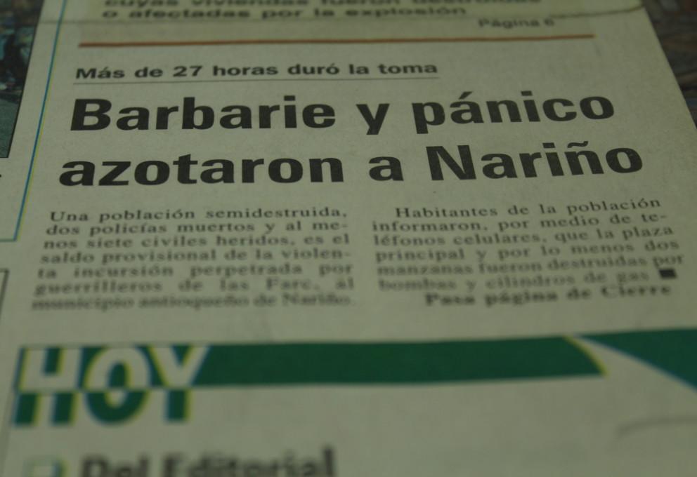Víctimas de Nariño a la espera de una reparación integral