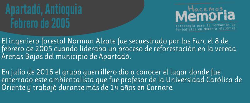 Norman Alzate