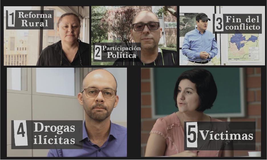 Todo está acordado: expertos explican qué se pactóen La Habana