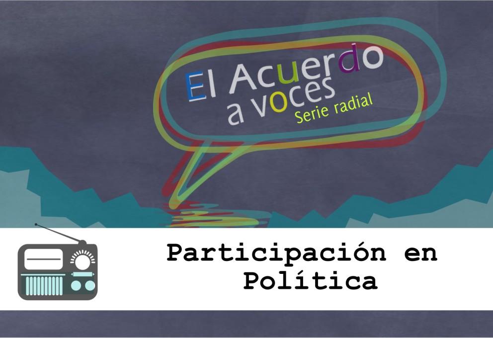 Acuerdo sobre participación política