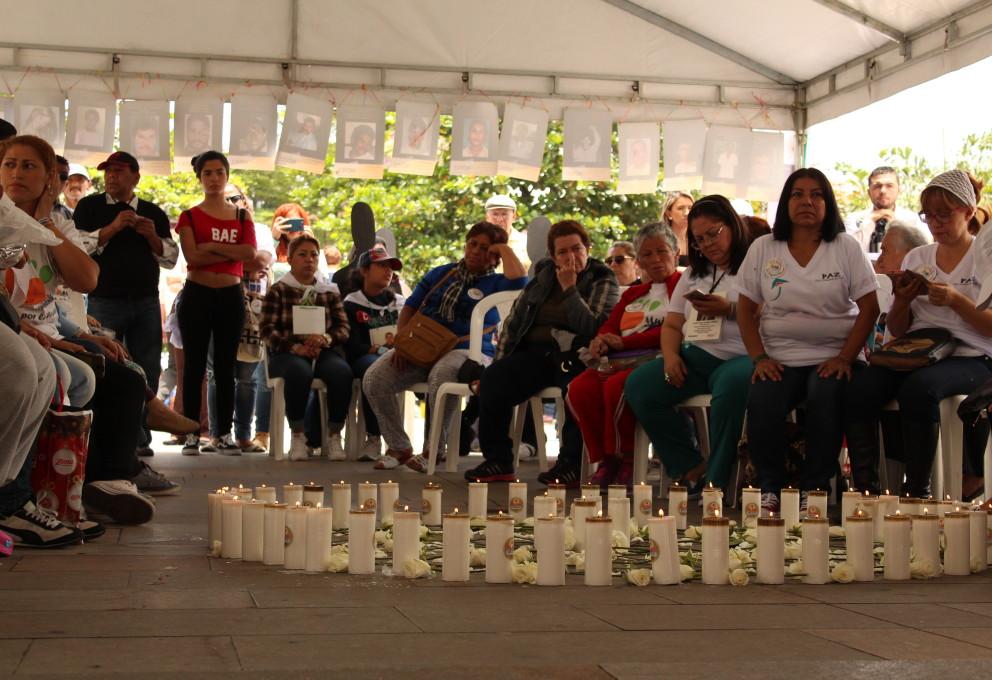 """""""Nunca un proceso de paz en Colombia se había tomado tan en serio el tema de los  desaparecidos"""""""