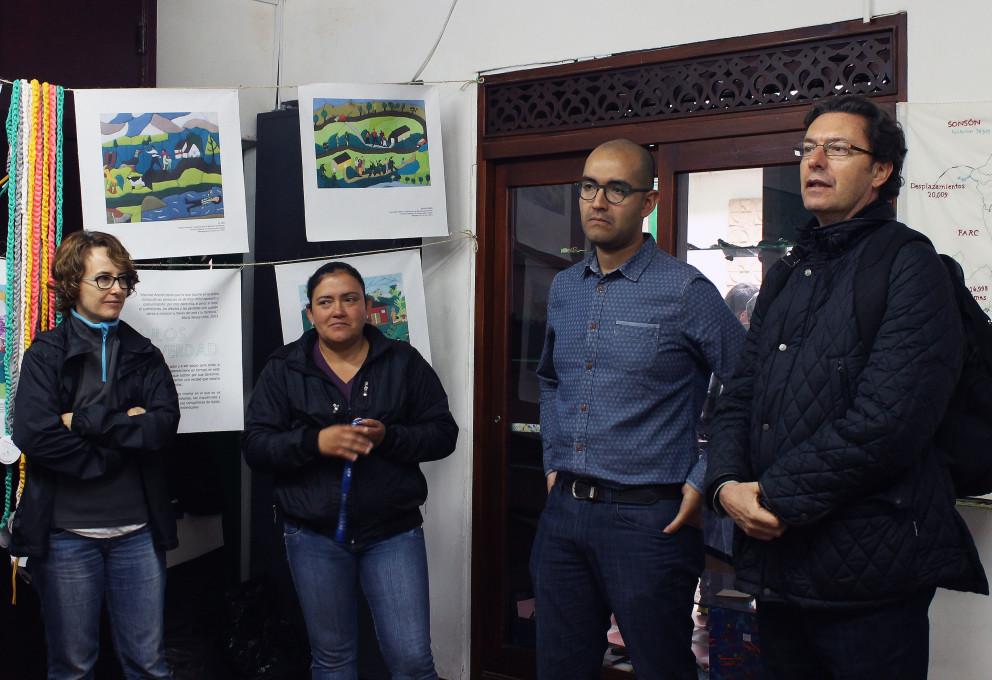Diálogo de saberes entre la academia y las víctimas de Sonsón