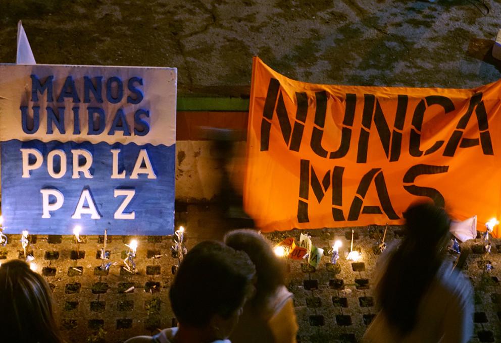 Periodistas de a Pie retratan a Antioquia en los días del No