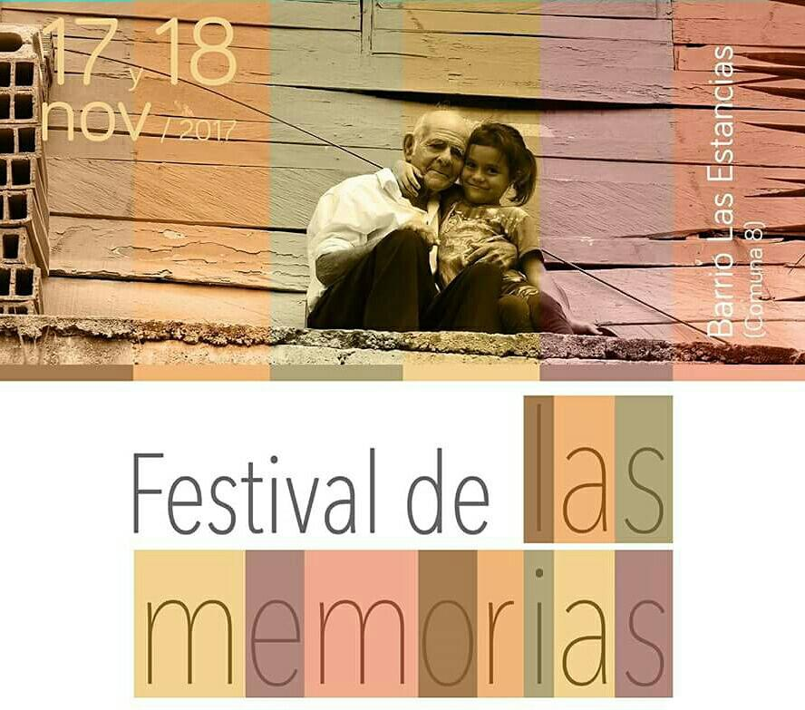 Compartimos la invitacin al Festival de las memorias comunitarias quehellip