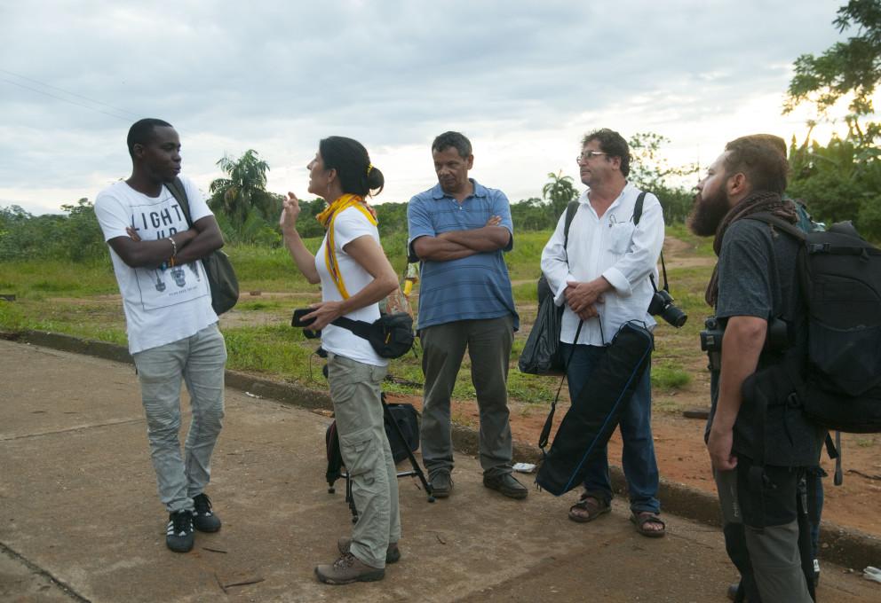 Las exhumaciones en Bojayá: Esa distancia entre las víctimas y la prensa