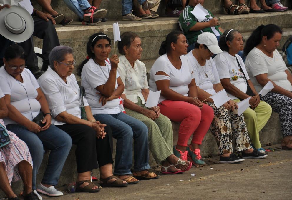Dabeiba honra a las víctimas del paramilitarismo