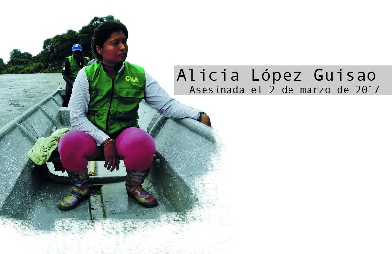 Alicia López, una vida de trabajo y resistencia