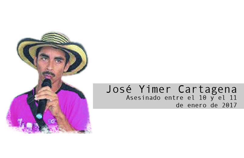 José Yimer Cartagena: el valor de decirle 'basta' a la economía de la coca