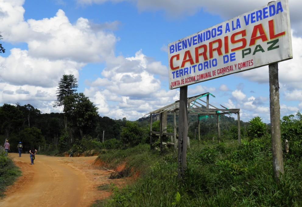 En Carrizal exigen una paz que incluya a la población minera