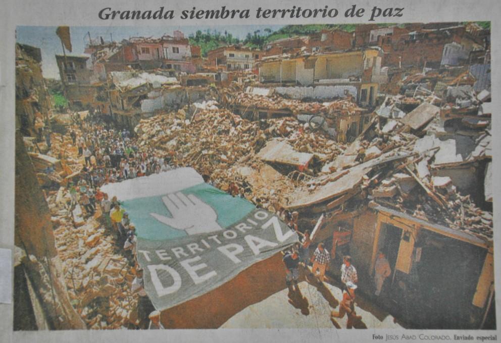 Granada: ¡Nunca más!