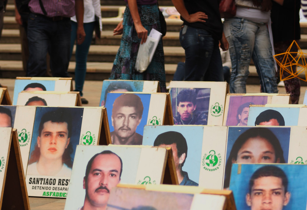 ¿Qué le exigen las víctimas ala Unidad de Búsqueda de Personas dadas por Desaparecidas?