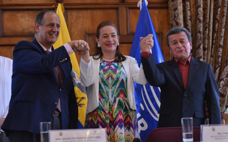 El cese al fuego bilateral entre el Gobierno y Eln es un punto de no retorno