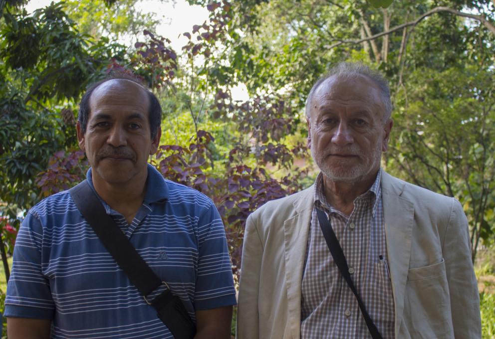 Dos relatos de la memoria de Guatemala