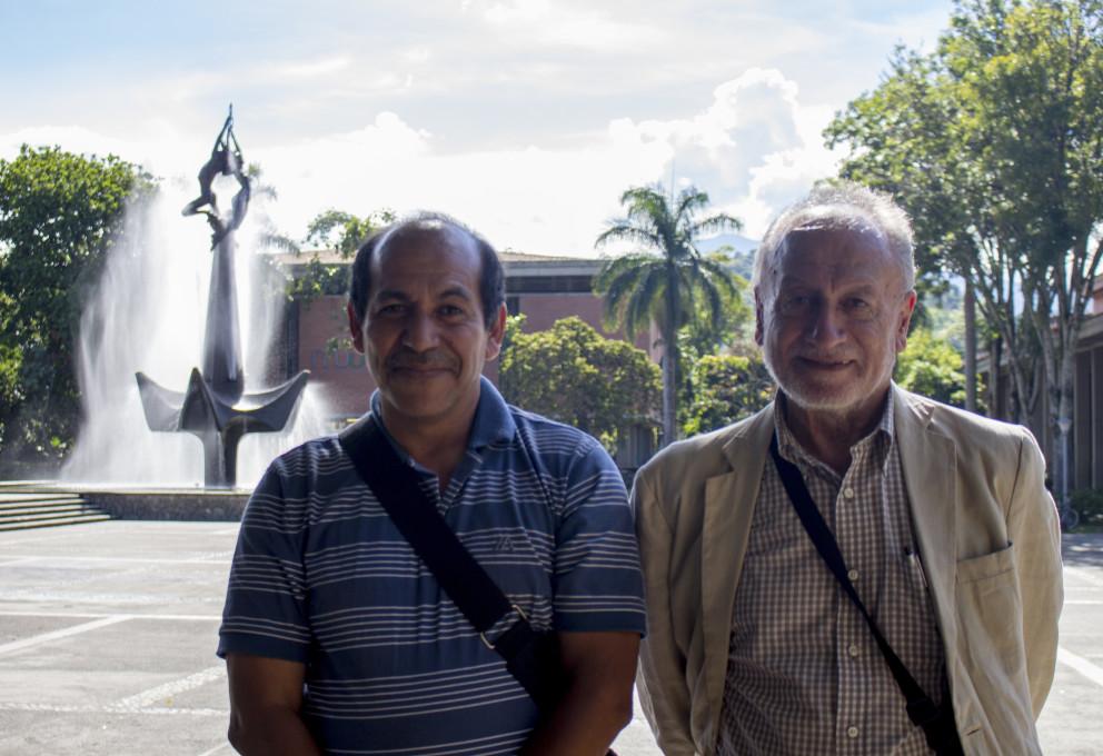 Guatemala y Colombia comparten retazos de sus memorias