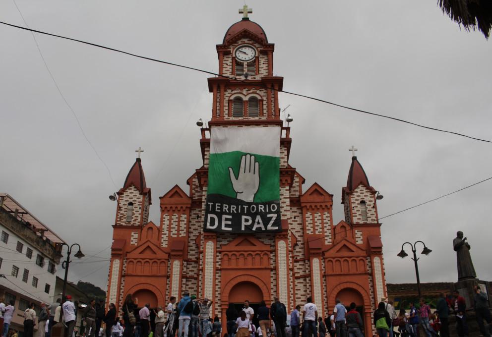Así fue el perdón de las Farc en Granada