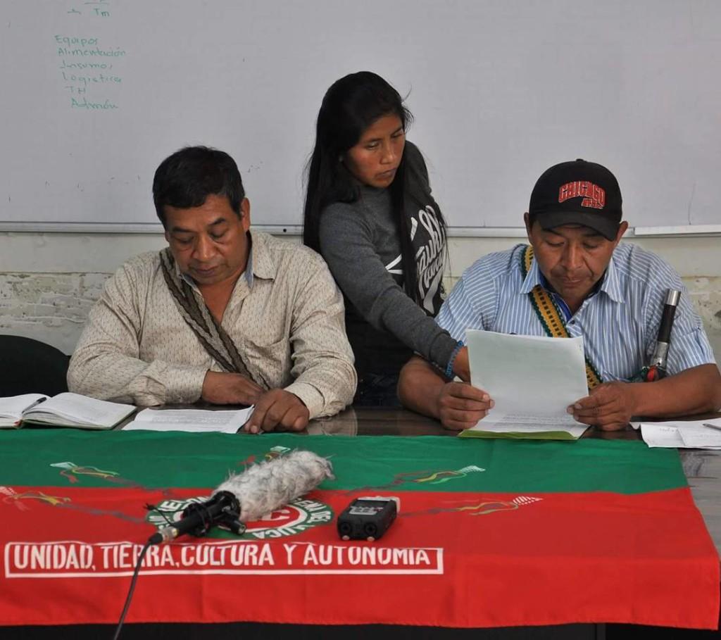 Voceros del Consejo Regional Indgena del Cauca anunciaron que ahellip