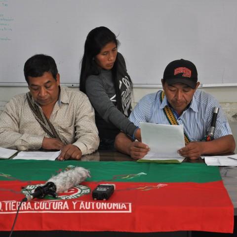 Indígenas del Cauca se cansaron del incumplimiento del Gobierno