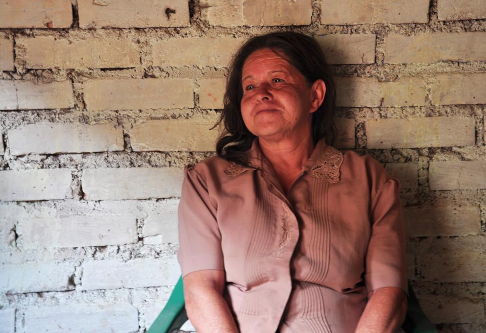 Ilda María Astudillo habla de la ausencia de su hija