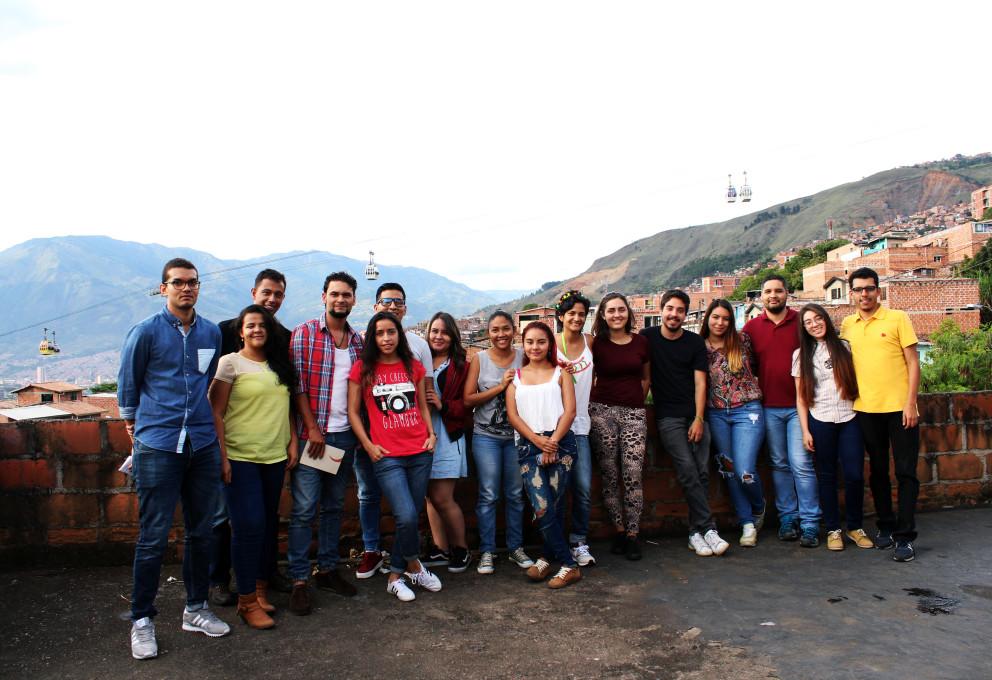 Las memorias que se construyen en los barrios de Medellín