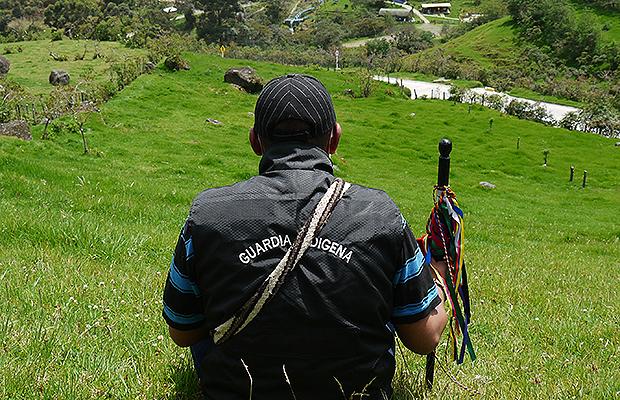 Disputa de tierras en Puracé: la visión de dos mundos que no se encuentran