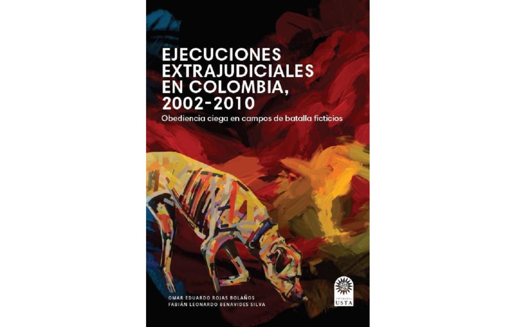 El libro de 257 páginas fue publicado por Ediciones USTA, fondo de la Universidad Santo Tomás.